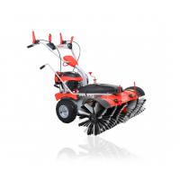 Самоходна моторна метла HECHT 8101 S /100 см , 6,5 к .с./, 4 скорости