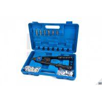 Професионален комплект нитачка  за нитгайки HBM 9211 /104 части/ в куфар