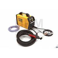 Инверторен апарат за плазмено рязане HBM CUT 40 с IGBT технология / 40А, до 16мм, 3,6 KW, 220V/