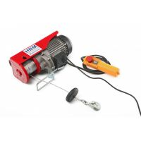 Електрически телфер HBM 01713 /1600 W, 12 / 6 м, 990 кг/