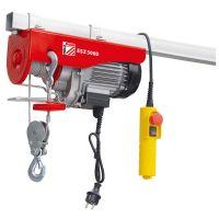 Електрически телфер Holzmann ESZ500D, 230 V, 900 W, 500 кг, 4.2 мм