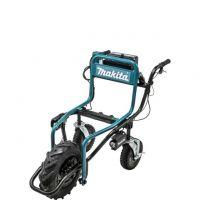 Акумулаторна строителна количка Мakita /130 кг, 18 + 18 V/