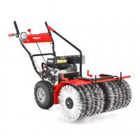 Самоходна моторна метла HECHT 8680 SE, 80 см, 6.5 к.с, 6 скорости, с електрически стартер