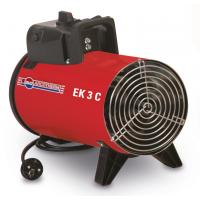 Калорифер електрически Biemmedue EK 3 C /3 kW, 230 V, 450 м3/ч/ с термостат
