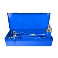 Разпъвачка хидравлична за автомобили GEKO G02147/ 20 т, комплект в куфар/