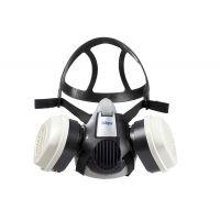 Предпазна маска с филтри за боядисване Дрегер/Dräger X-plore® 3300 M  + Предпазни очила Dräger X-pect® 8520