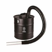 Контейнер за почистване на пепел REM Power ATEm 18 с HEPA филтър, 18 л