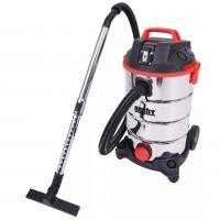 Прахосмукачка за мокро и сухо почистване Hecht 8335Z, 1400 W, 35 л