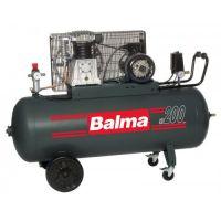 Електрически бутален компресор Balma NS 19S/200 / 3 kW, 200 l, 10 bar /