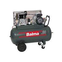 Електрически бутален компресор Balma NS 12S/100  / 1.5 kW, 100 l, 10 bar /