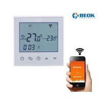 Универсален терморегулатор  BEOK TDS21WIFI-EP / 16 A (3600 W); +5 до +40° С /