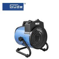 Вентилаторна печка GEH 3000 GÜDE 85124  / 3 kW, 230 V, 50 Hz, 280 m³/h/