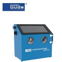 Пясъкоструйка камера GÜDE 40020 / 110л, 2 - 8 bar, 200-600 л/мин /