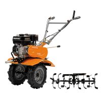 Мотокултиватор бензинов Daewoo DATM80110 / 7 k.c., 3 скорости, 1100mm /