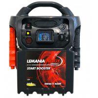 Стартерно устройство Lemania - P19  с  2 USB изхода / 12V, 3100 A.p. /