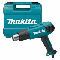 Пистолет за горещ въздух Makita HG6031VK / 1800 W, 60-600 °С, 250-550 л/мин /