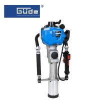 Моторен набивач на колове GÜDE GPR 801 E / 1 kW, 1.4 hp, 6500 rpm / куфар