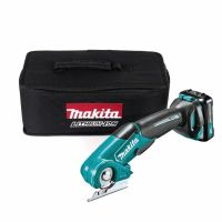 Акумулаторна ножица за меки и еластични материали Makita CP100DWA /12 V, 2 Ah, 300 об./мин, 6 мм/