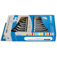 Комплект гаечни ключове Unior / 6 - 22 мм, 8 бр. / в картонена кутия
