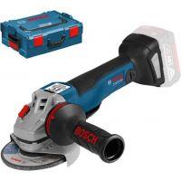 Акумулаторен ъглошлайф Bosch GWS 18V-10 SC SOLO / 18 V, 5.0 Ah, 150 мм, 4500-9000 об./мин. / без батерия и зарядно