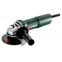 Ъглошлайф Metabo W 750-125, 230 V, 750 W, 125 мм, 1.9 Nm