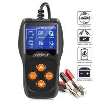 Тестер за акумулатори GAMA KW600 /12 V,  LCD дисплей/