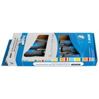 Комплект отвертки, плоски, кръстати, шестограм Unior TBI – 600CS5TBI / 5 бр. /