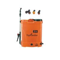 Пръскачка акумулаторна с батерия TopGarden 12V / 8AH 16л TG03