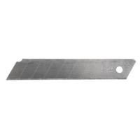 Резец нож макетен 10 броя блистер TopMaster 18 x 100 x 0.5 mm