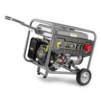 Бензинов генератор за ток с ел.старт , трифазен Karcher PGG 8/3   / AVR  7 kW, 25 l, 440 cm3, 15 hp/