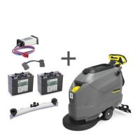 Подопочистващ автомат Karcher BD 50/50 C Bp Pack Classic /1100 W , 2040 м2/ч/