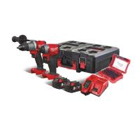 Комплект акумулаторни инструменти Milwaukee, M18 FPP2A2-502P