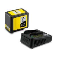 Комплект батерия и зарядно Karcher  /Li-ion, 5 Ah, 36 V/