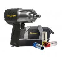 Пневматичен ударен гайковерт Rodcraft  RC2277K /6.2 bar, 1250 Nm/ The Beast