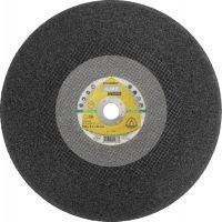 Диск карбофлексов за рязане стомана Klingspor A 24 R Supra /300 x 3 x 32 mm/