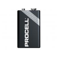 Батерия алкална комплект Duracell Procell /9 V, 1,5 V, 10 бр./