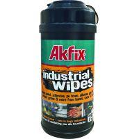 Кърпички почистващи, индустриални Akfix /75 бр./
