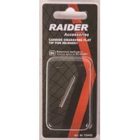 Накрайник карбиден с плосък връх за RD-ENG01 Raider