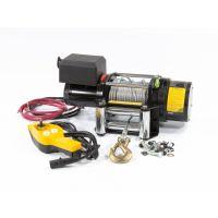 Електрическа автолебедка DENZEL LB - 2000 /12 V, 2200 кг, 24 м/