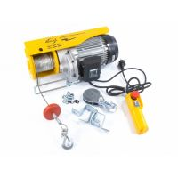 Електрически телфер DENZEL TF-1000 /1000 кг, 1600 W, 12 м/