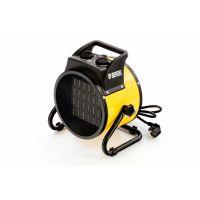 Калорифер електрически DENZEL DHC 3-150 /3 kW, 220 V, керамичен/