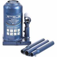 Хидравличен крик STELS /тип бутилка, 6 т, 170 - 420 мм/