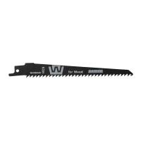 Нож за саблевиден трион за дърво RAIDER 150 x 1.25 mm (4.3 mm) 2 броя RD-WS644D