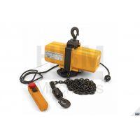 Електрически верижен телфер HBM Professional /150 kg, 300 cm/