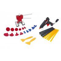 Комплект ръчни инструменти за изправяне на вдлъбнатини HBM 9578 /29 части/