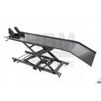 Хидравлична платформа/рампа за повдигане на мотори- мотоциклети HBM 9261 /450 kg/