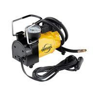Компресор за помпане на гуми с манометър Denzel DС-20 /12 V, 35 l/min/