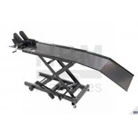 Хидравлична платформа/рампа за повдигане на мотори- мотоциклети HBM 9260 /360 kg/