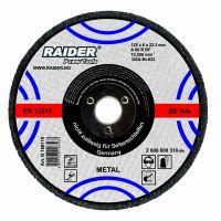 Диск за метал Raider 125 х 1.0 х 22.2 mm