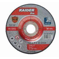 Диск за шлайфане Raider 125 х 6 х 22.2 mm RDP